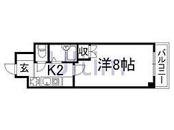 観月橋駅 3.5万円