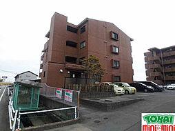 ボンジュールTakamachi[2B号室]の外観
