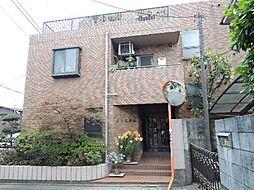 東京都世田谷区野沢1丁目の賃貸マンションの外観