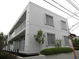 東京都西東京市住吉町4丁目の賃貸マンションの外観