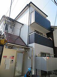 ルポゼ鶴橋[3階]の外観