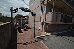 リブェールSANAGE[2階]の外観