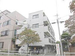 国立矢川マンション[4階]の外観