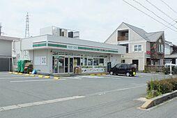 ローソンストア100 豊橋多米西町店(619m)