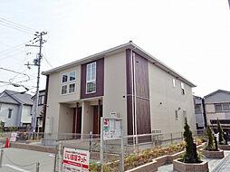 兵庫県神戸市須磨区離宮前1の賃貸アパートの外観