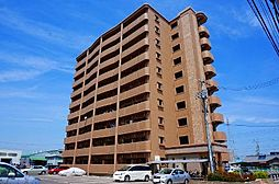 香川県高松市木太町の賃貸マンションの外観