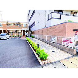 静岡県静岡市葵区牧ケ谷の賃貸アパートの外観