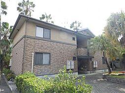 広島県福山市御船町2丁目の賃貸アパートの外観