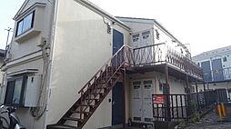 サウスヒルズ岡上A棟[202号室]の外観