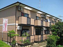 大阪府松原市天美南4丁目の賃貸アパートの外観