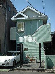 愛知県名古屋市南区曽池町3の賃貸アパートの外観