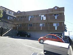 長崎県長崎市上小島3丁目の賃貸アパートの外観