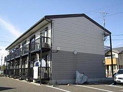 愛知県小牧市久保一色南2丁目の賃貸アパートの外観