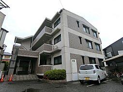クレアヤマモト[2階]の外観