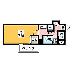 will Do 千代田[10階]の間取り