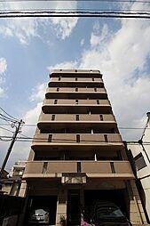 広島県広島市中区昭和町の賃貸マンションの外観