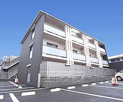 京都府京都市左京区松ケ崎鞍馬田町の賃貸マンションの外観