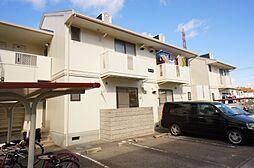 兵庫県伊丹市野間6丁目の賃貸アパートの外観