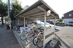 愛知県名古屋市中村区草薙町3丁目の賃貸マンションの外観