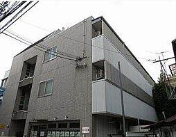 京都府京都市山科区四ノ宮大将軍町の賃貸マンションの外観