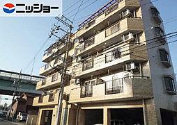 エスポアール貴生[2階]の外観