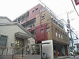 第一村山マンション[4階]の外観