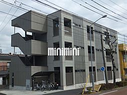 愛知県名古屋市港区正保町8の賃貸マンションの外観