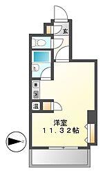 マンション悠山[2階]の間取り