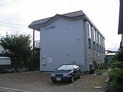 ノ・エール前田[205号室]の外観