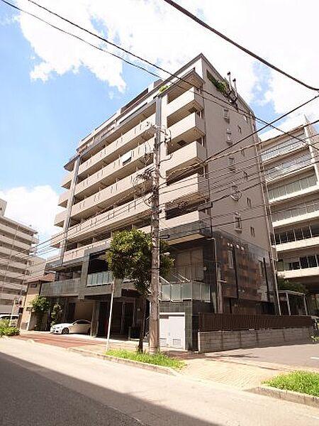 サングリーン新宿[3階]の外観