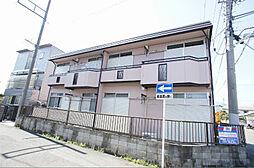 桜台コーポB[201号室]の外観