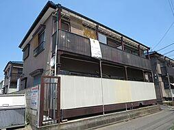 東京都葛飾区細田1丁目の賃貸アパートの外観