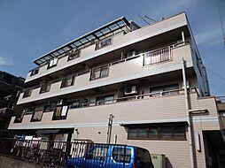 英コーポ[4階]の外観