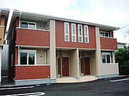 ラシーヌITO B棟[1階]の外観