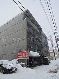 ソティーヌ南郷通[4階]の外観