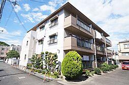 大阪府高槻市真上町1丁目の賃貸マンションの外観