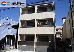 タウンコート清住[2階]の外観