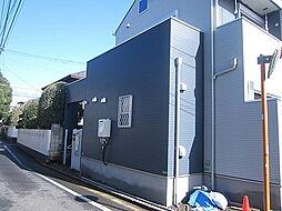 東京都練馬区上石神井南町の賃貸アパートの外観