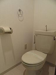 ドムスOgawaのトイレ