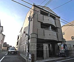 京都府京都市東山区石垣町西側の賃貸マンションの外観