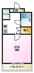 牛田駅 4.0万円