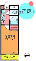 【敷金礼金0円!】東京メトロ千代田線 北綾瀬駅 徒歩1分