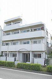 神奈川県横浜市栄区長尾台町の賃貸マンションの外観