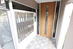 ダイドーメゾン門戸II[4階]の外観