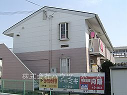 サンレーベ平川B棟[2階]の外観