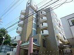 大阪府東大阪市高井田西5丁目の賃貸マンションの外観