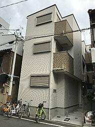 大阪府大阪市西成区玉出中2丁目の賃貸アパートの外観