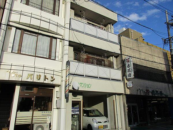 川上マンション 2階の賃貸【長野県 / 飯田市】