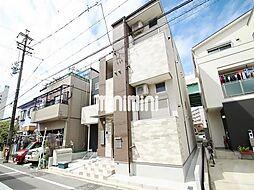 愛知県名古屋市熱田区大宝4の賃貸アパートの外観