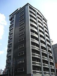 福岡県福岡市博多区堅粕2丁目の賃貸マンションの外観